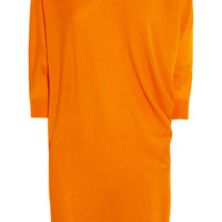 Alexander McQueen | Fine-knit merino wool sweater dress | NET-A-PORTER.COM