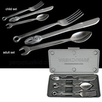 WRENCHWARE DINNER SET