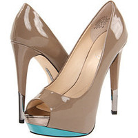 Boutique 9 Nalanee Taupe Patent - Zappos.com Free Shipping BOTH Ways