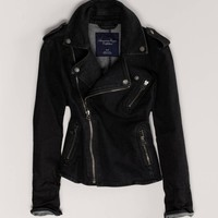 AE Denim Moto Jacket | American Eagle Outfitters