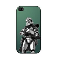 Imperial Stormtrooper iPhone 4 iPhone 4 case iPhone by caseOrama