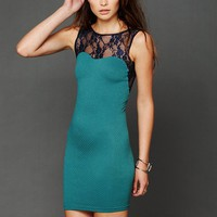 Free People Sweetheart with Lace Slip