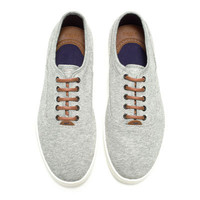 MARL PLIMSOLL - Shoes - Man - ZARA United States