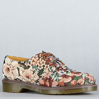 The 1461 3Eye Needlepoint Shoe in Multi Floral Tapestry : Dr. Martens : Karmaloop.com - Global Concrete Culture