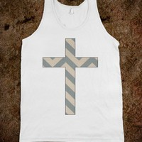 STRIPE CROSS
