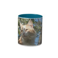 Sahara Cat Wrap Around Mug from Zazzle.com