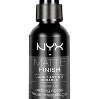 NYX 'Matte Finish' Makeup Setting Spray | Nordstrom