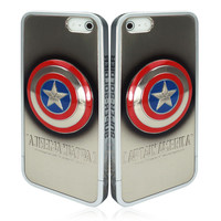 Captain America Movie Case for iPhone