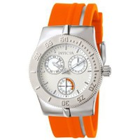 Invicta Women's 5927 Lady Wildflower Collection Stainless Steel Orange Watch: Watches: Amazon.com