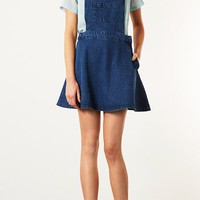 Topshop Moto 'Annie' Denim Dress | Nordstrom