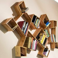 Sum Shelves by Peter Marigold | The Gadget Flow