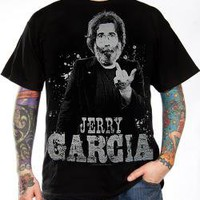 Jerry Garcia, T-Shirt, Finger