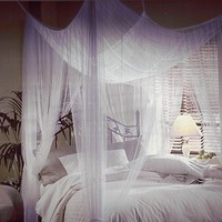 Majesty King Queen Bed Canopy