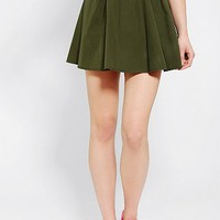 Urban Renewal Army Skater Skirt