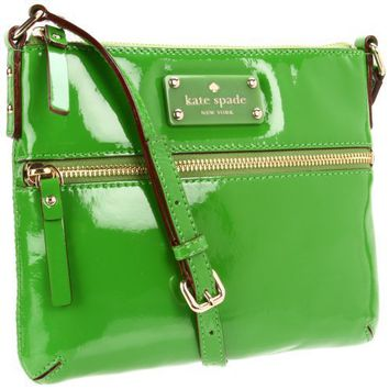 Kate Spade New York Flicker Tenley Cross Body - designer shoes, handbags, jewelry, watches, and fashion accessories | endless.com