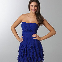 B. Darlin Corkscrew Ruffle Dress | Dillards.com