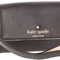 Amazon.com: Kate Spade New York Brightspot Avenue-Benji  Wristlet,Black,One Size: Clothing