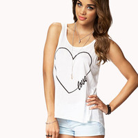 High-Low Love Top