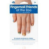 Fingernail Friends at the Zoo - Whimsical & Unique Gift Ideas for the Coolest Gift Givers
