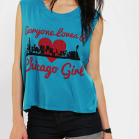 Le Shirt Everyone Loves A Chicago Girl Tee