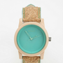 Sprout Cork Watch