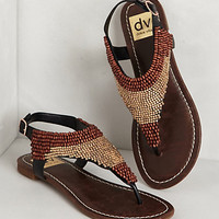 Masika Beaded T-Straps