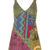 NEW! Harmonica Halter Tank: Soul-Flower Online Store