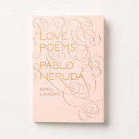 Anthropologie - Love Poems
