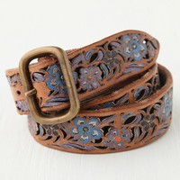 Free People Kiri Painted Belt