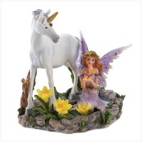 Forest Magic Figurine | GiftBytes - Collectibles on ArtFire