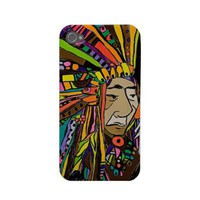 Urban Chief iPhone 4 Case from Zazzle.com