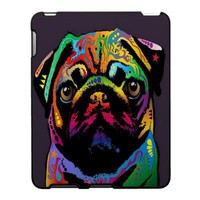Pug Love iPad Case from Zazzle.com