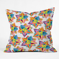 DENY Designs Home Accessories | CMYKaren Star Power Throw Pillow