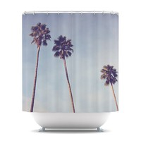 "Catherine McDonald ""Sunshine and Warmth"" Shower Curtain 
