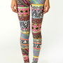 Ezra Light Aztec Legging