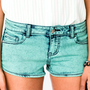 Acid Wash Denim Shorts | FOREVER 21 - 2024776567