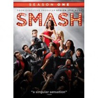 Smash Season 1 DVD (Widescreen)