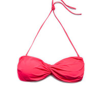 BANDEAU BIKINI TOP - Beachwear - Woman - ZARA United States
