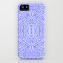 Radiate (Periwinkle) iPhone &amp; iPod Case by Jacqueline Maldonado