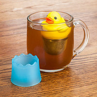 $9.99 ThinkGeek :: Duck Tea Infuser