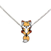 Sugar Bunny Shop - Doki Dangle Necklace