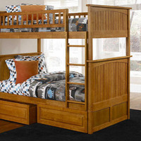 Bates Twin over Twin Bunk Beds