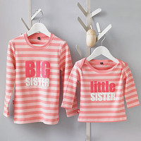 big or little sibling t shirt by sgt.smith | notonthehighstreet.com