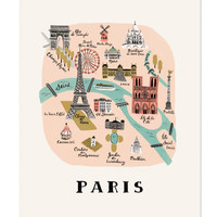 Rifle Paper Co. - Paris Print
