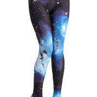 Me and Universe Leggings | Mod Retro Vintage Pants | ModCloth.com