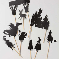 Anthropologie - Bedtime Story Shadow Puppets