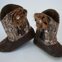Baby Cowgirl Boots, Toddler Boots, Baby Boots