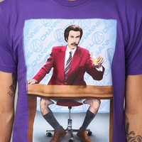 Urban Outfitters - Anchorman No Pants Tee