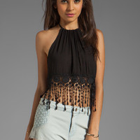 Tiare Hawaii Positano Top in Black from REVOLVEclothing.com