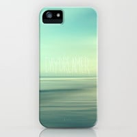 Daydreamer iPhone &amp; iPod Case by Sylvia Cook Photography